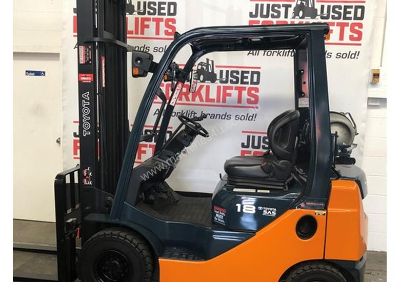 TOYOTA FORKLIFTS 32-8FG18 15003