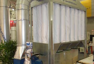 Airtight Solutions - T1000 11-15kW Dust Collection