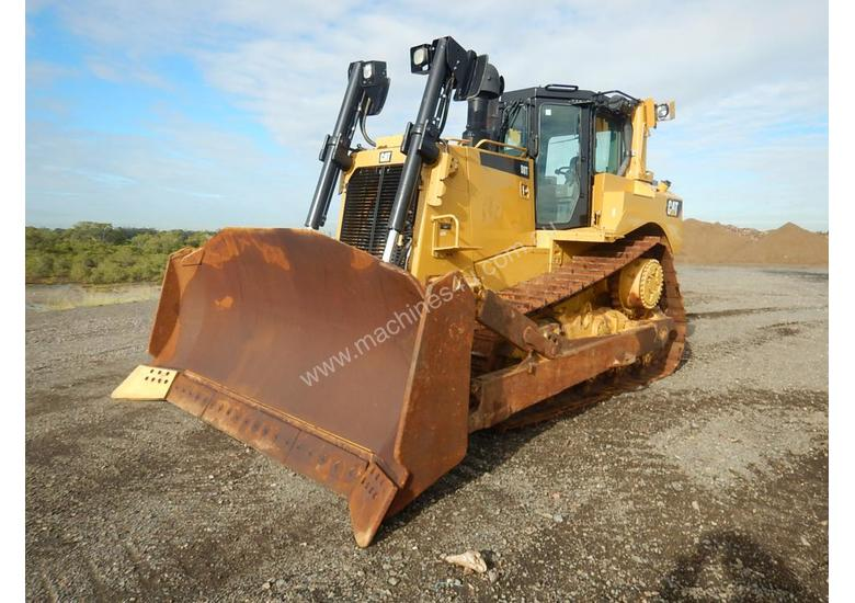 Used Caterpillar D8-T Crawler Loader in , - Listed on Machines4u