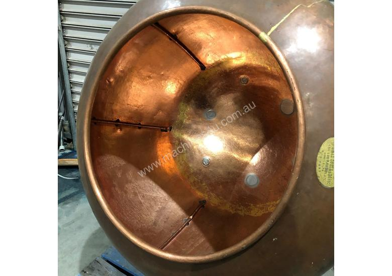Copper Coating Bowl