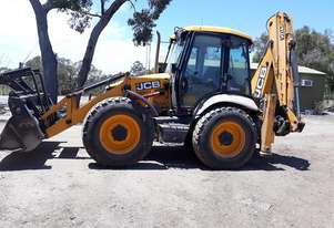 USED 2011 JCB 4CX BACKHOE U3781