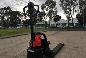 1.2 Ton Li-ion Battery Pallet Truck For Sale Melbourne