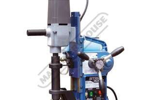 WA-5000 Portable Magnetic Drill Includes 2 x Drilling Speeds 350 / 650rpm Ø50mm Drill Capacity - Au