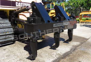CAT D5N Dozers Four Barrel Rippers Custom Black DOZATT