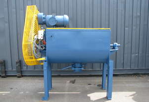 Large Industrial Concrete Render Resin Jacketed Paddle Mixer - 500L