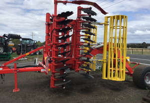 Pottinger 5001T Offset Discs Tillage Equip