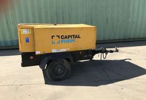 Atlas Copco XAS66 -30cfm Air Compressor