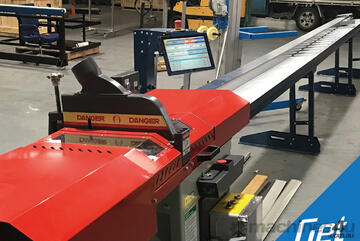 ProfiFeed Automatic Saws for Timber 6m