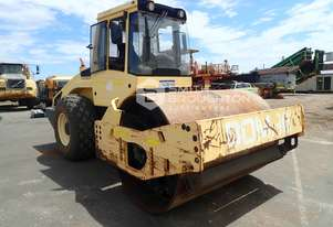 2005 Bomag BW214DH Smooth Drum Vibratory Roller