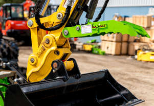 IMPACT Hydraulic Thumb Attachments
