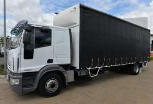 2007 IVECO EUROCARGO Tautliner Truck - Tail Lift