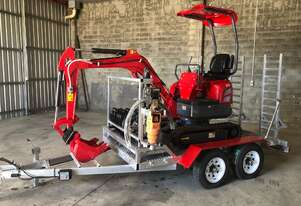Digger King 10 Package $19,990+GST