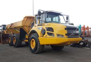 Volvo A30F 30T Dump Truck - For Hire