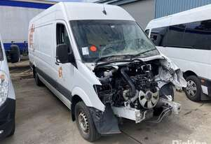 2012 Mercedes Benz Sprinter 313CDI