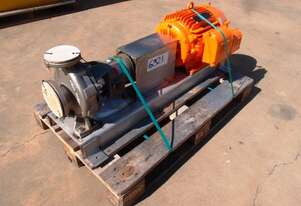 Centrifugal Pump (Stainless Steel), IN: 50mm Dia, OUT: 32mm Dia
