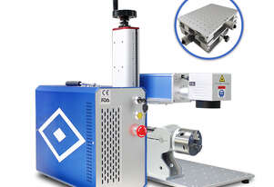 AJAX Fiber Laser Marking Machines