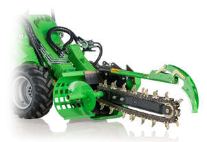 Avant Hydraulic Chain Trencher for Mini Loader