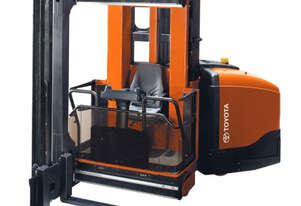 Toyota VCE150A Very Narrow Aisle Forklift