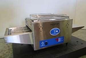 Woodson W.CVS.M.25 C/Top Conveyor Oven