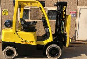 Hyster   Late Model Forklift