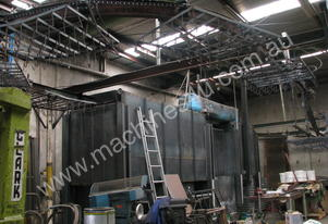 Plastic Coating Line fully Automated