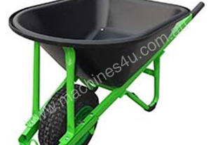 Built Heavy Duty Wheelbarrow 7CU FT