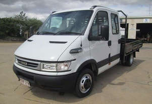 Iveco 2005   DAILY 50C 17/18