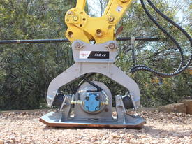 EXCAVATOR COMPACTION PLATE ATTACHMENT FRC40 - picture7' - Click to enlarge