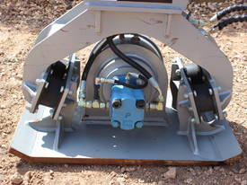 EXCAVATOR COMPACTION PLATE ATTACHMENT FRC40 - picture8' - Click to enlarge