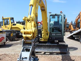 EXCAVATOR COMPACTION PLATE ATTACHMENT FRC40 - picture10' - Click to enlarge