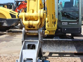EXCAVATOR COMPACTION PLATE ATTACHMENT FRC40 - picture11' - Click to enlarge