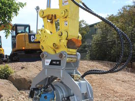 EXCAVATOR COMPACTION PLATE ATTACHMENT FRC40 - picture12' - Click to enlarge