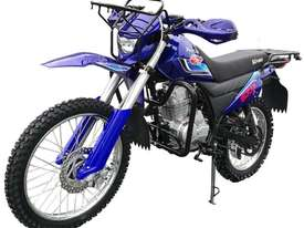 NEW PRO AG 200 AG FARM DIRT BIKE TRAIL ALL TERRAIN MOTORBIKE E/START- BOXED* - picture0' - Click to enlarge