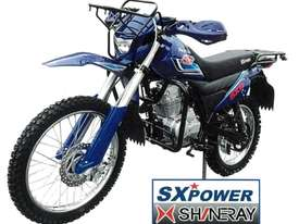 NEW PRO AG 200 AG FARM DIRT BIKE TRAIL ALL TERRAIN MOTORBIKE E/START- BOXED* - picture2' - Click to enlarge