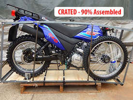 NEW PRO AG 200 AG FARM DIRT BIKE TRAIL ALL TERRAIN MOTORBIKE E/START- BOXED* - picture5' - Click to enlarge