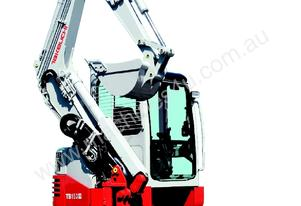 NEW TAKEUCHI TB153FR 5.5T ZERO SWING