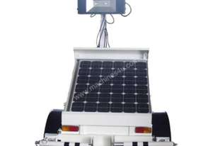 HML100S HML200S Solar Light Tower