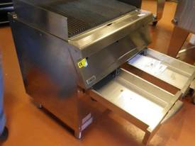 ZANUSSI N700 GAS CHAR-GRILLS GRILLTOP - picture0' - Click to enlarge