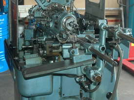 Bechler  Model AR10 - (sliding head type lathe) - picture0' - Click to enlarge