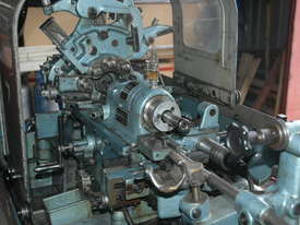 Bechler  Model AR10 - (sliding head type lathe) - picture2' - Click to enlarge