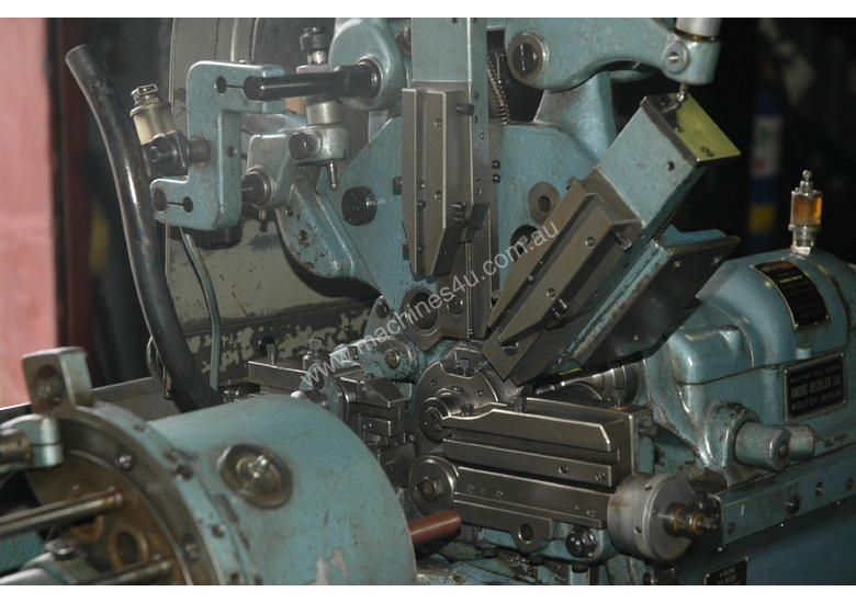 Bechler  Model AR10 - (sliding head type lathe)