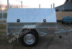 No. 28B Hi-top Wide Body Tradesman Trailer