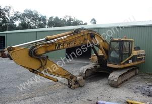 CATERPILLAR 325A EXCAVATOR *WRECKING*