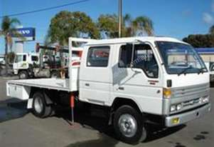 Ford 1992   TRADER DUAL CAB