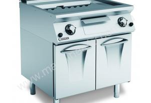 Mareno ANFT7-8GM Ribbed (1/3) Fry Plate