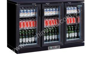 Polar Triple Hinged Door Back Bar Chiller 870mmH AUS PLUG