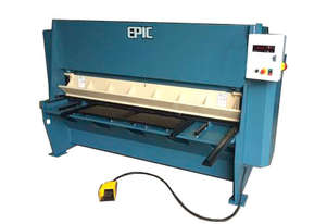 EPIC 2500 x 6.5mm Over Driven Bar Clamp Hydraulic Guillotine