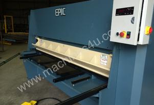 EPIC 2500 x 6.5mm ODB / Over Driven Bar Clamp Guillotine