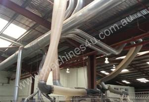 Flexible Dust Extraction Hoses