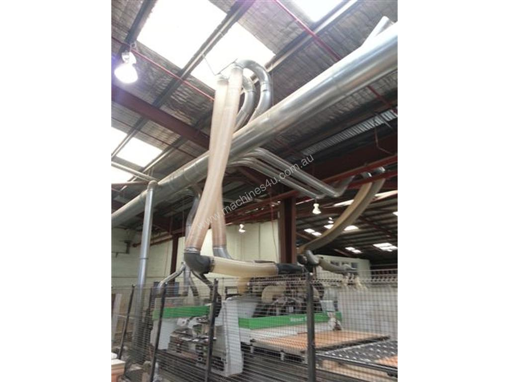 New 2014 Trademachines Flexible Dust Extraction Hoses